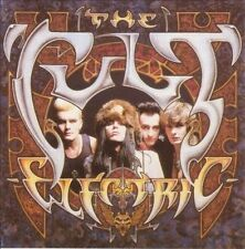 Electric [Remaster] by The Cult (CD, Apr-1997, Beggars UK/Ada)