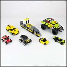 LEGO Car Pack – Off Road Power, Night Crusher, and more! (All 100% COMPLETE!)