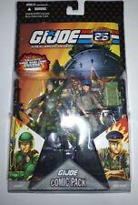 Gi Joe 25th Comic PACK Duke Red Star