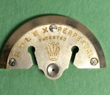 Rolex cal. 1030 Rotor/Oscillator  (parts: 7011 axle 7008 rotor and 7010 weight)