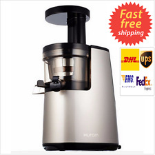 HUROM HHSBF11 Slow Juicer Extractor Vegetable Fruit Made in Korea 100% Original