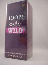 JOOP!  MISS WILD  BODY LOTION 150 ML  IN BOX