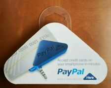 PayPal Here Mobile Credit Card Reader Swiper for iPhone Android - New