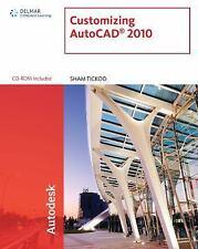 Customizing AutoCAD  2010