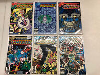 Crisis On Infinite Earths (1985) #1-12 (VF/NM) Complete Set Run Death Supergirl