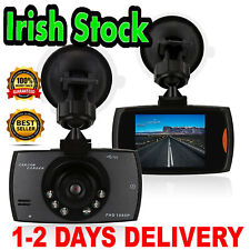 Car Dash Cam Camera Recorder G Sensor Motion 2.7'' LCD Black Box for Windshield