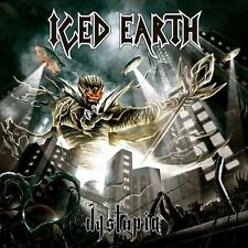 - Dystopia Iced Earth 2 CD JEWEL -