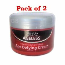 Personal Care AGELES Age Defying Skin Cream with Vitamins A & E, 8oz (PACK OF 2)