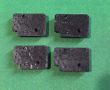 Beckman CS-353 7 Segment Panaplex Display - 3 Digit Socket For SP-353 Neon