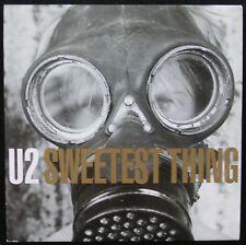 "U2 "" PIÙ DOLCE THING "" CD Singolo 2 TITRES CARTONE n°572 468-2 / ISLAND / 1998"