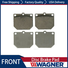 Disc Brake Pad Set-ThermoQuiet Disc Brake Pad Front Wagner PD161
