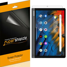 [3-Pack] Supershieldz Clear Screen Protector for Lenovo Yoga Smart Tab 10.1 inch