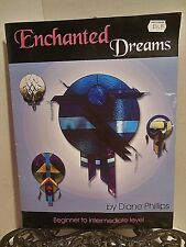 BOOK How to Make Stained Glass Dreamcatchers Enchanted Dreams Catcher Art Sun