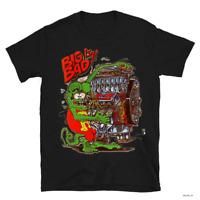 Rat Fink Shirts 40 Ford 1940 Woody Hot Rod T Shirts Shirt Big Daddy Racing Team