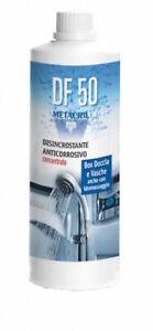 DF50 Metacril Tecno Line super disincrostante anticorrosivo concentrato per B...