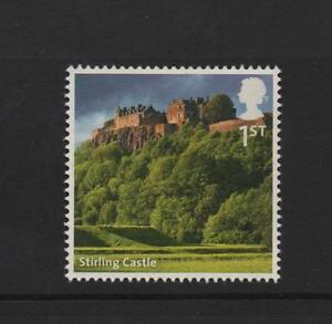 STIRLIN CASTLE/GB 2012 UM MINT STAMP