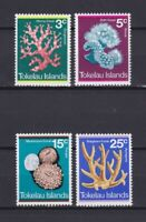 TOKELAU ISLANDS 1973, Sc#37-40, MNH