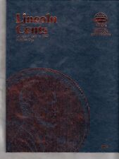(87) Coins Lincoln Wheat Cent 1909-1940 In Whitman 3 Page Album - Book # 9004