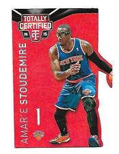 14-15 Totally Certified 1/1 RED Amar'e Stoudemire New York Knicks Die Cut #1/135