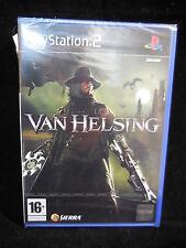 Van Helsing playstation2 nuevo a estrenar.