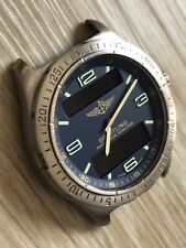 SPARES OR REPAIR - Breitling Aerospace F65062. Not Currently Working. Project!