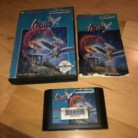 RARE Phelios Sega Genesis Game COMPLETE CIB Authentic Tested & Working Super Fun