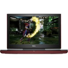 "DELL INSPIRON I7567-5000RED-PUS 15.6"" GAMING LAPTOP NVIDIA GTX 1TB, NEW, OFFER!"
