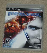 MindJack (Playstation 3) Cover Art, Manual & Game Case- No Game