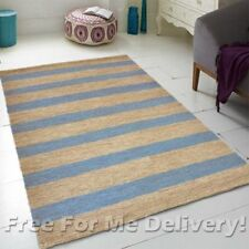 Unbranded Jute Striped Shag Rugs