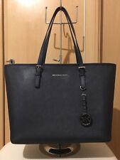 Michael Kors Jet Set Travel Saffiano Leather Top-Zip Tote Bag RRP £270