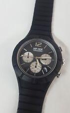 Orologio Hip Hop x-man chrono watch nero usato come nuovo reloj like new affare