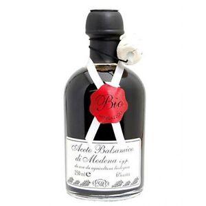 Organic Balsamic Vinegar of Modena 250ml