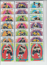13/14 OPC Boston Bruins Retro Team Set w/RCs -Bergeron Orr Bourque Hamilton +