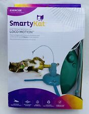 New listing SmartyKat Loco Motion Cat Toy Automated Activity Toy - New