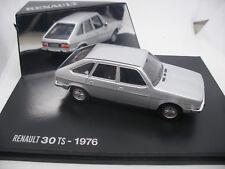 voiture 1/43 eme NOREV RENAULT 30 Ts 1976