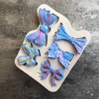 1X Bow Tie Silicone mold fondant molds cake decoratings tools chocolate molds TB
