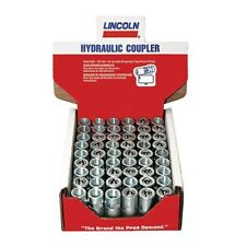 Lincoln Industrial 5852-54 Grasa Acoplador 54 Paquete COUNTER EXPOSITOR