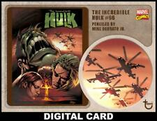 Topps Marvel Collect The Incredible Hulk #66 IN DETAIL WEEKLY #5 [DIGITAL CARD]