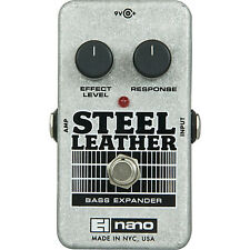 Electro Harmonix Steel Leather Pedal Effect