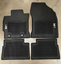 2017 2018 Toyota Corolla  IM  All Weather Rubber Floor Mats Set - Genuine OEM
