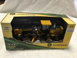 Ertl 1/50 John Deere 35386 Road Grader Diecast new in Package 37013