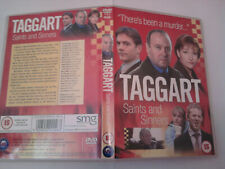 Taggart Saints And Sinners Replacement TV R2 DVD Video PAL