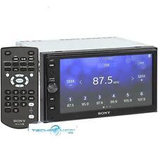 Sony XAV-AX100 CD DVD Bluetooth USB MP3 Apple Car Play/Android Auto Car Stereo