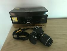 Nikon D D5100 16.2MP Digital SLR Camera - Black (Kit w/ AF-S DX VR G 18-55mm...