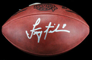 *Troy Aikman Signed Autographed SB XXVII Official NFL GAME Football PSA/DNA*