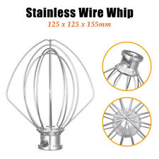 Wire Whip Beater Mixer Attachment Whisk For KitchenAid K45WW KSM90 KSM150