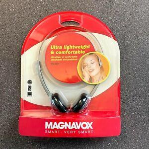 Magnavox Headband Headphones MHL1400, Brand New, Sealed, For Walkman, Radio etc