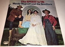 Wendy Bagwell And The Sunliters The Spirit Of 76 Vinyl Gospel Album LP 22W