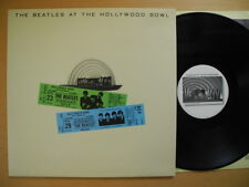 BEATLES At The Hollywood Bowl LP 1977 Sweden Near Mint