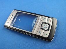 Original Nokia 6280 Schwarz Front Cover m. Tastatur Black handyschale Schale NEU